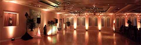 up lighting rentals south florida ft lauderdale ambiance lighting